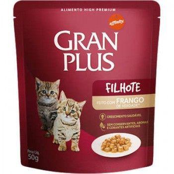 Alimento húmedo gatitos sabor a pollo Sachet 85 g