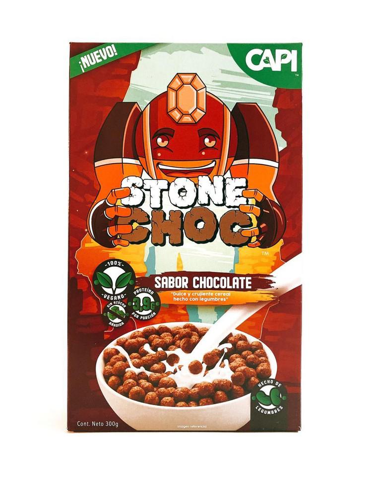 Stonechoc cereal chocolate 300g