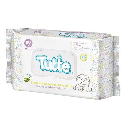 Toallitas húmedas  para bebe