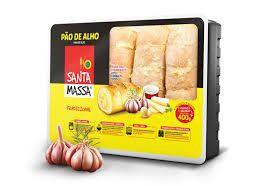 Pão de Alho Embalagem de 400g