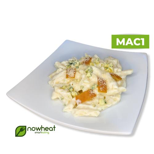 Mc01: mac'n cheese 4 queijos 500g