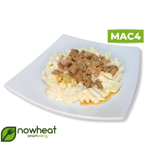 Mc04 - mac'n cheese filé gorgonzola 500g