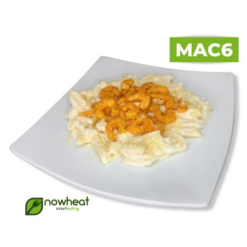 Mc06 - mac'n cheese camarão 500g