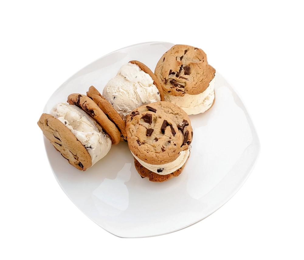 Dough boy ice cream sandwiches