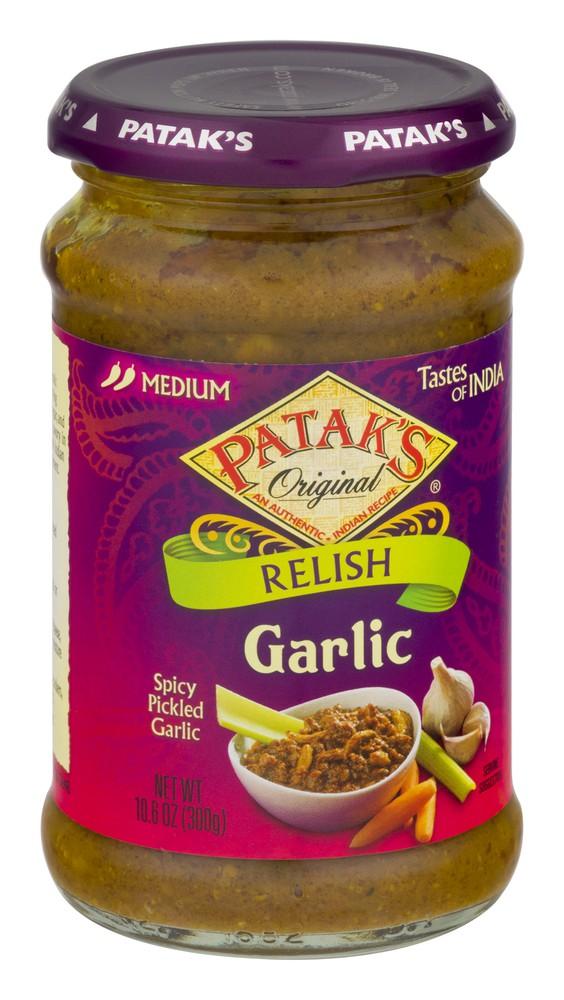 Garlic Relish