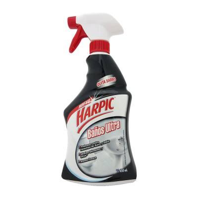 Limpiador líquido baños antihongos