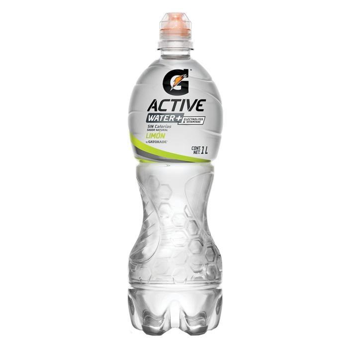 Bebida isotónica Active Water sabor limón