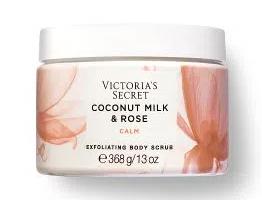 Body Scrub Coconut Milk & Rose
