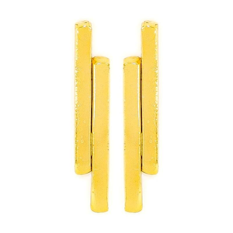 Topos dos barras Medidas: L 3cm x A 0.5cm