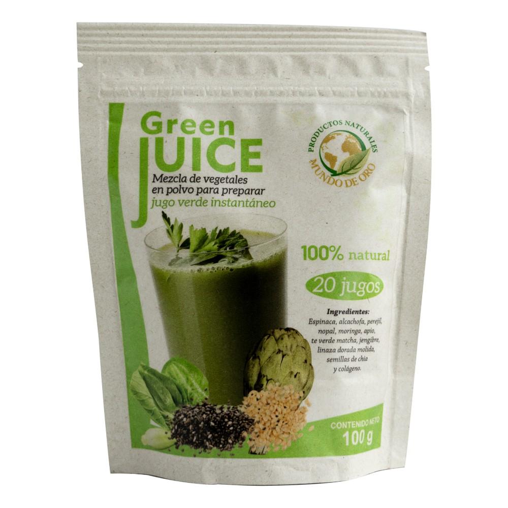Green juice Bolsa 100 g