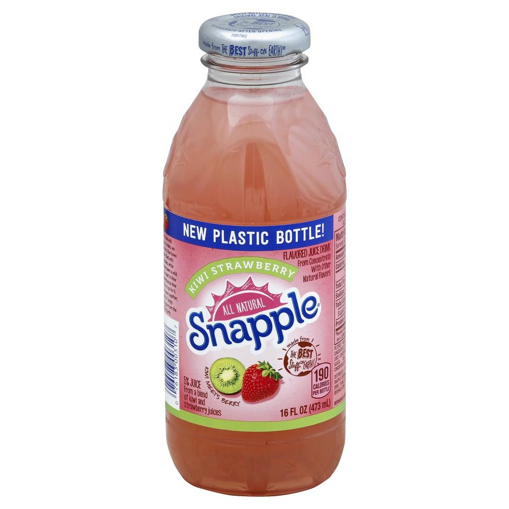 Kiwi strawberry juice 16 oz
