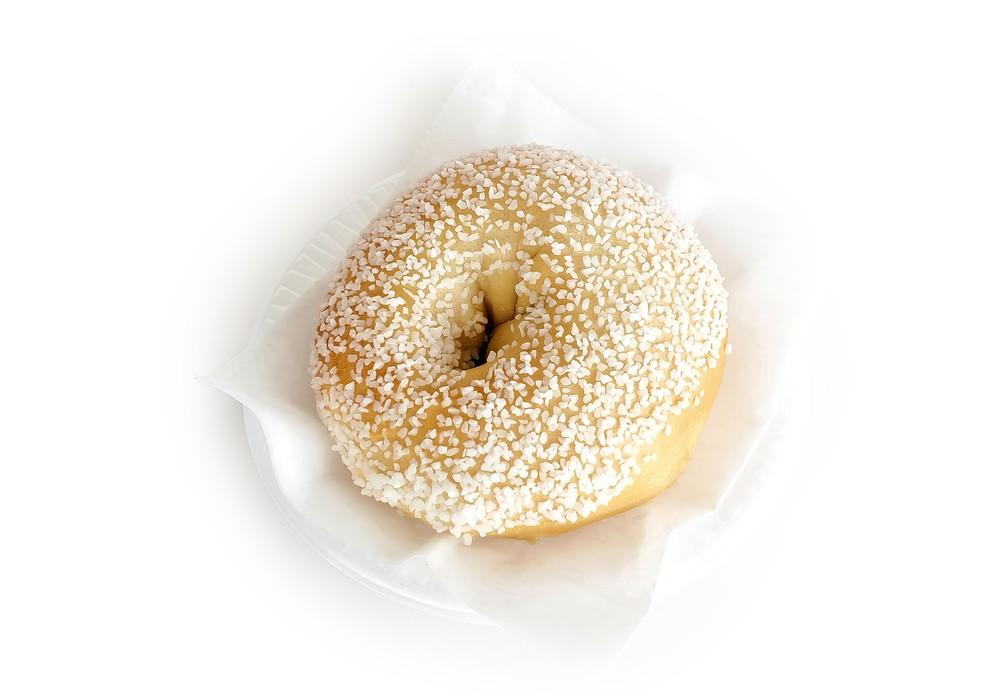 Salt bagel 6 pieces