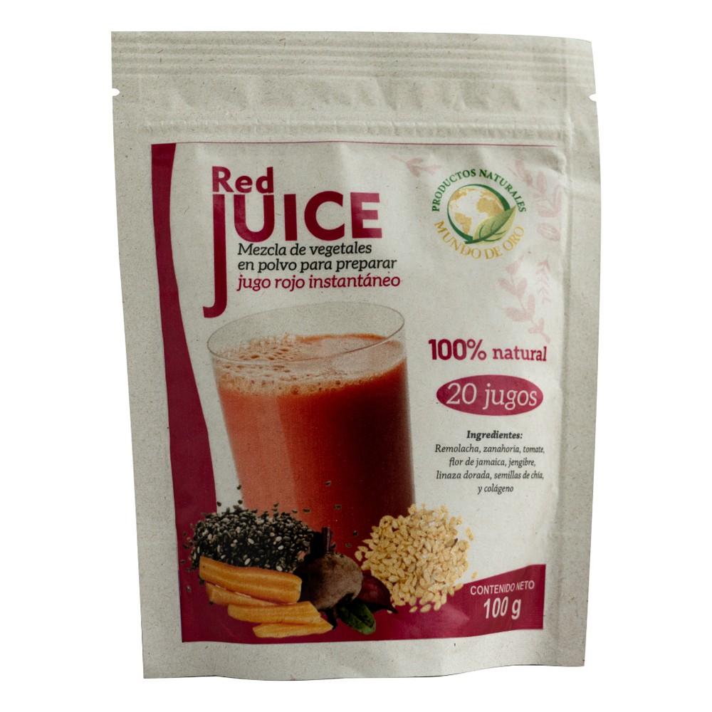 Red juice Bolsa 100 g