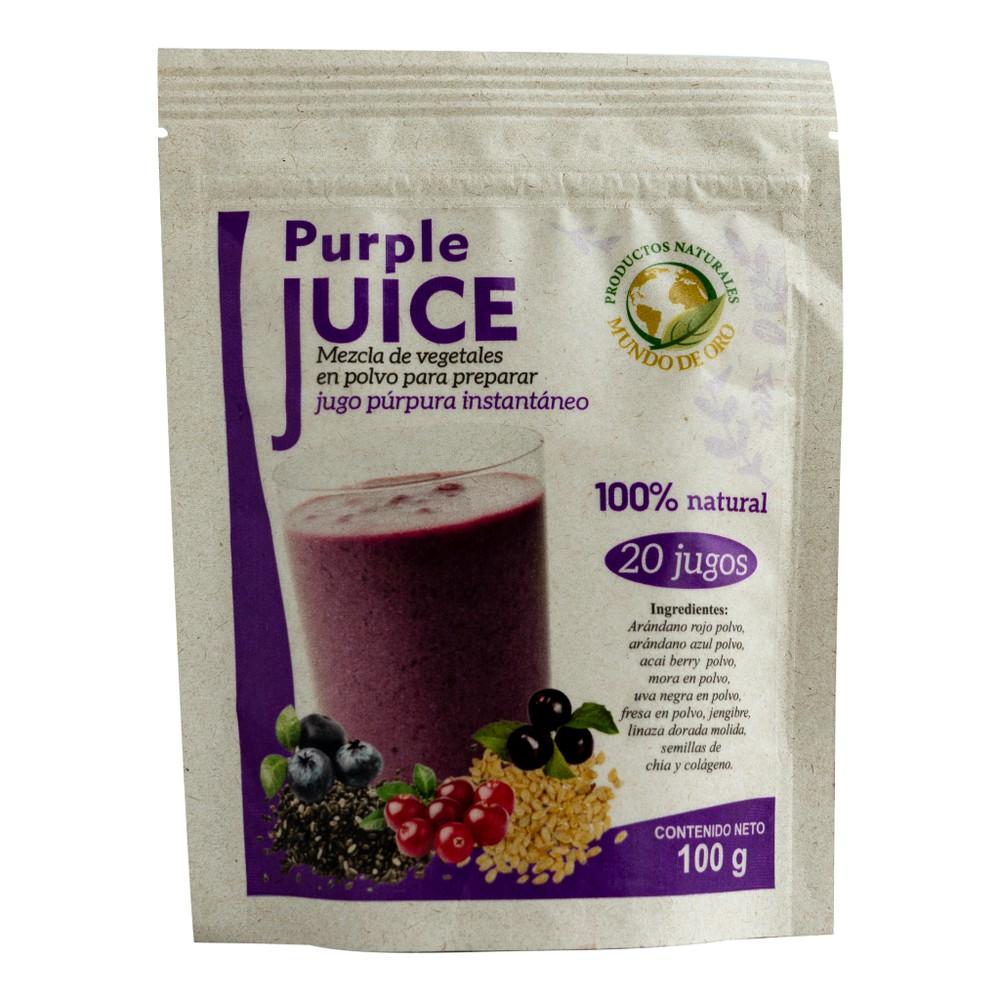 Purple juice Bolsa 100 g