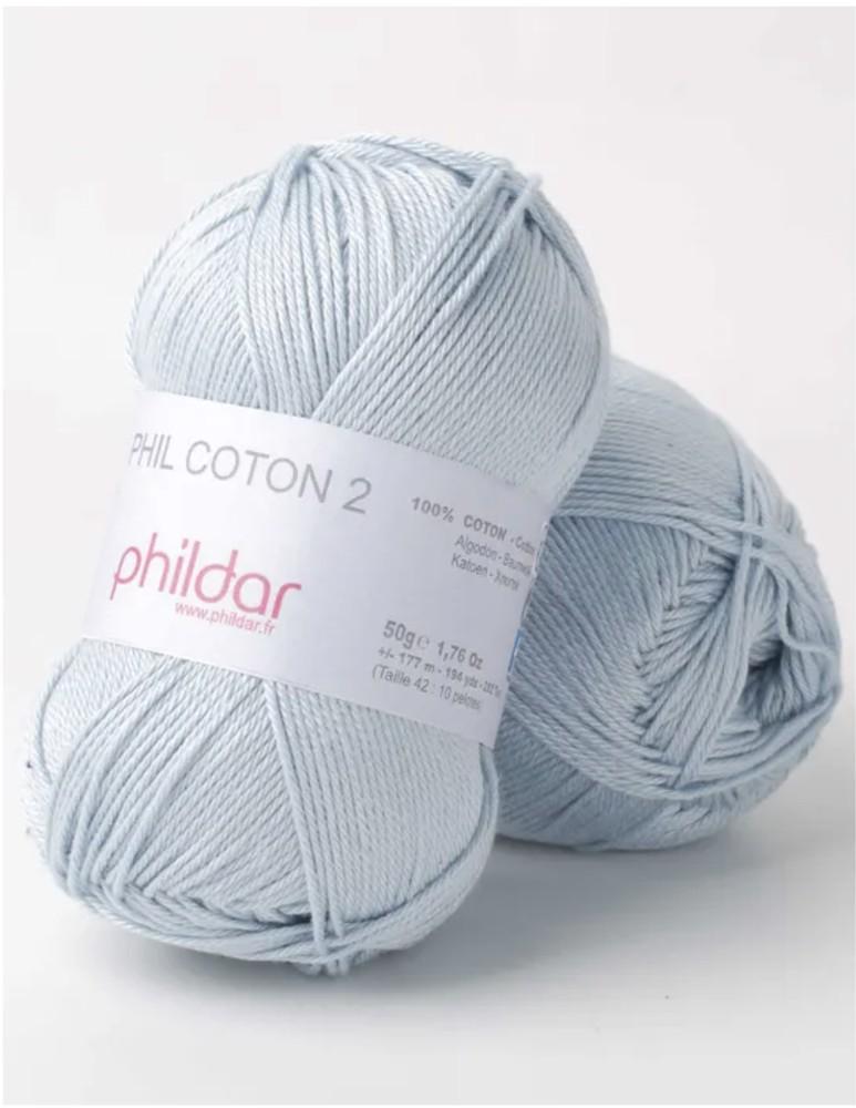 Algodon coton 2 100% p2 ecume