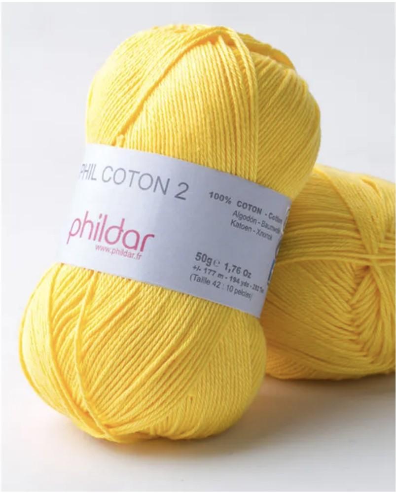 Algodon coton 2 100% p2 soleil