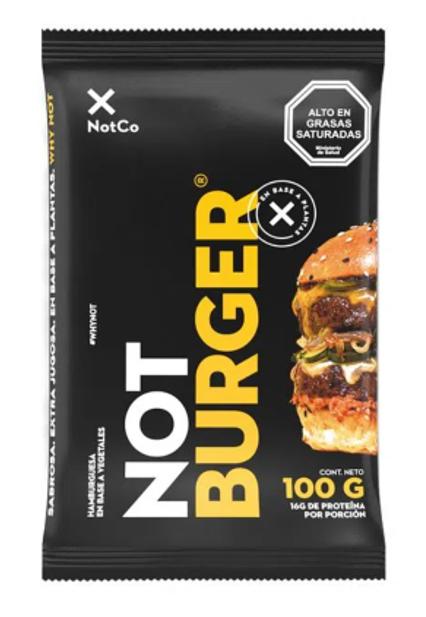 Not burger 100 g