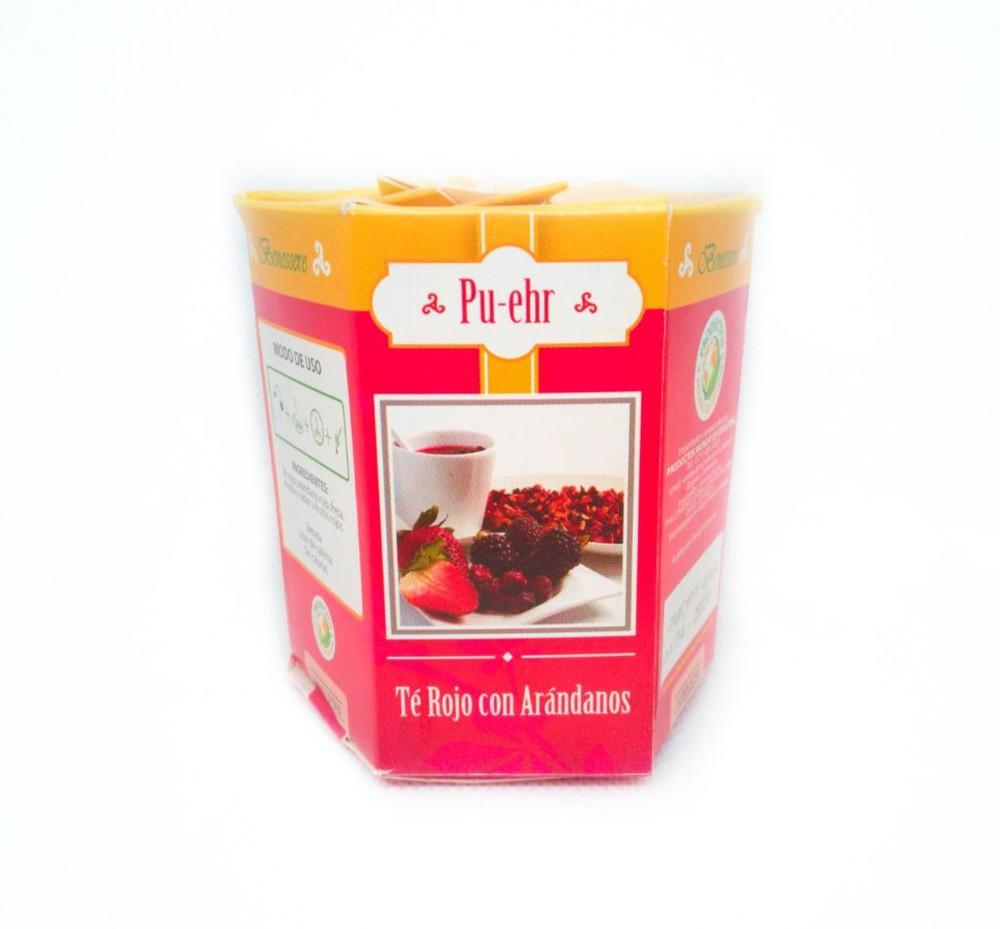Colmena de te rojo Caja x 12 unidades