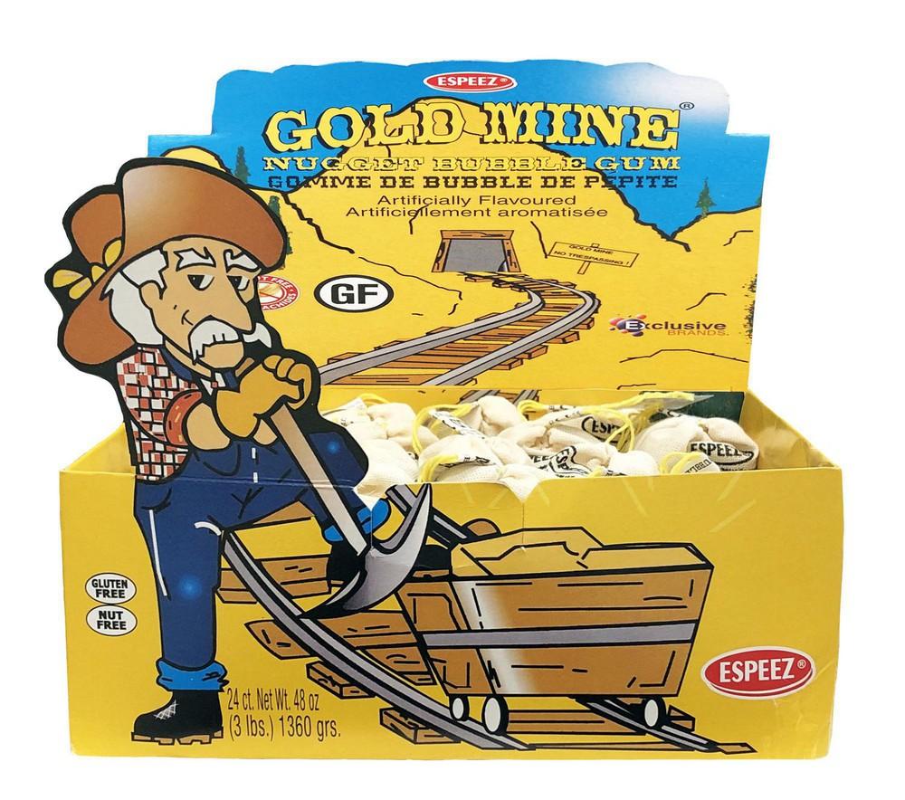 Gold mine gum 56 g