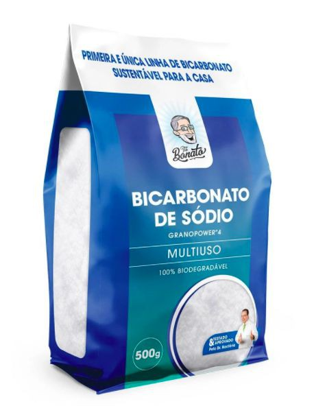 Bicarbonato de sódio multiuso