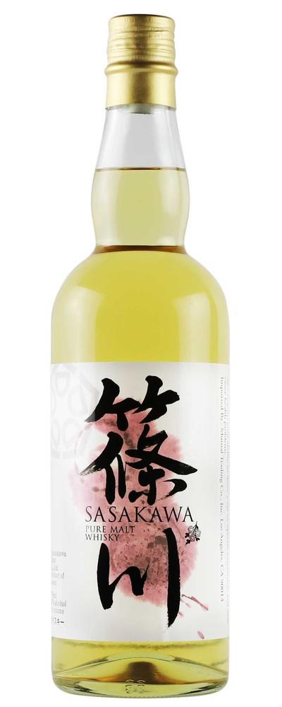 Sasakawa fine blended whisky