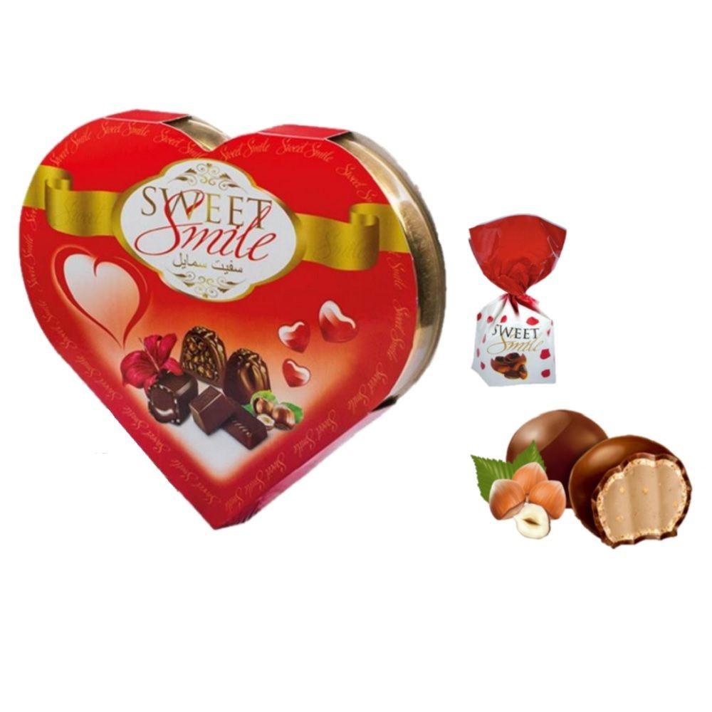 Bombón Corazón Sweet x 14