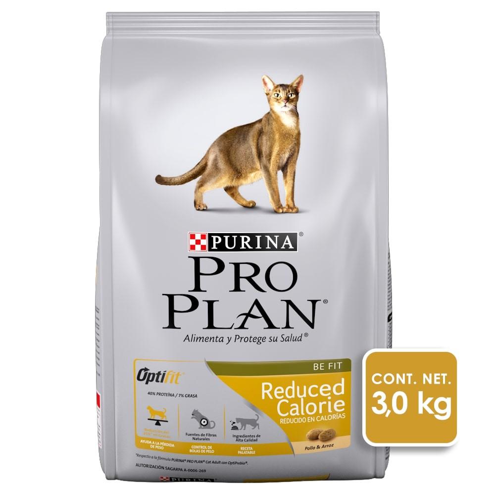 Alimento para gato calorie optifit