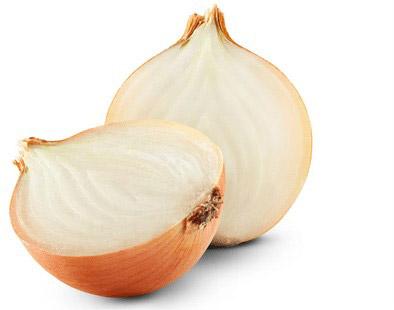 Cebolla blanca Granel (1 unidad 380 grs aprox)