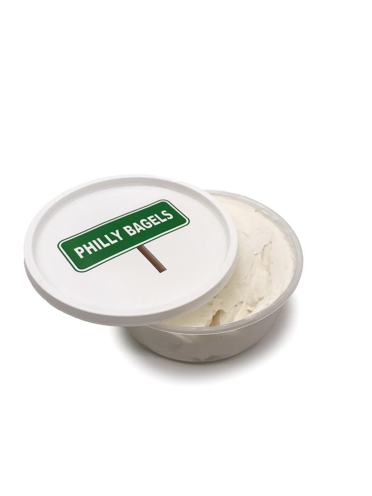 Plain cream cheese 8oz
