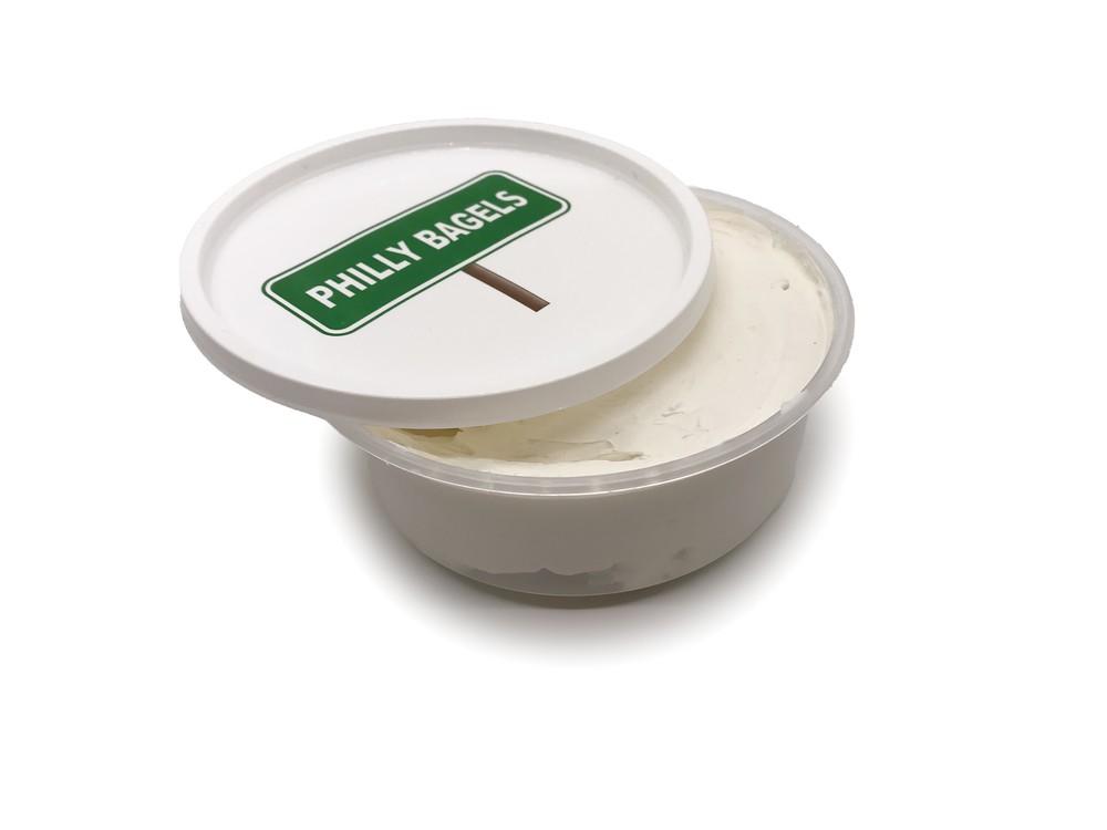 Vegan plain cream cheese 8oz