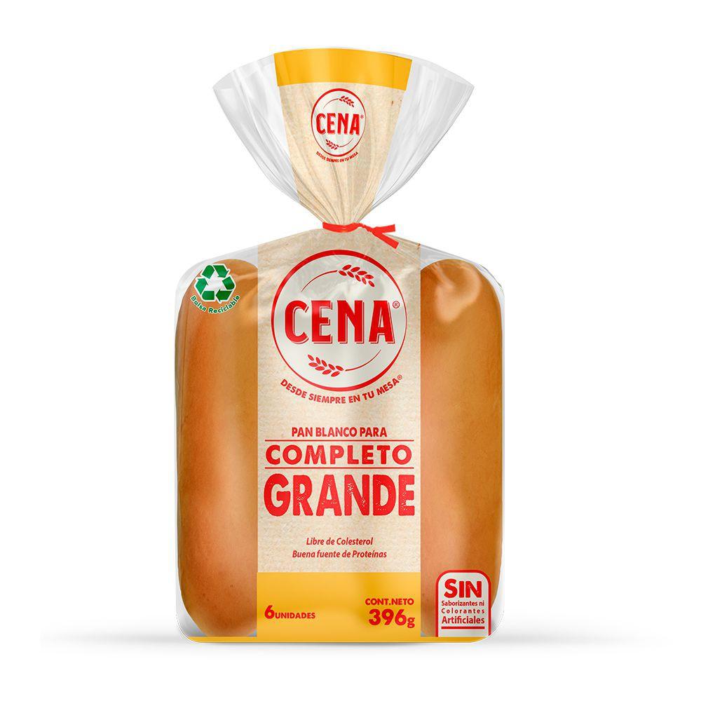 Pan completo grande