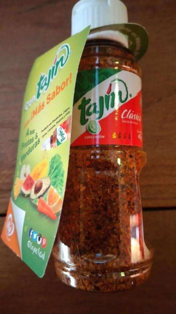 Salsa en polvo Botella 45 g