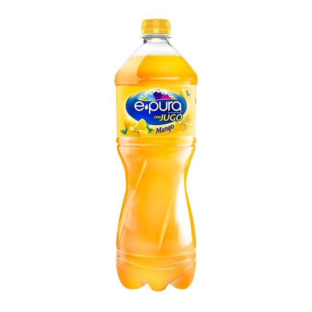 Agua con jugo de mango