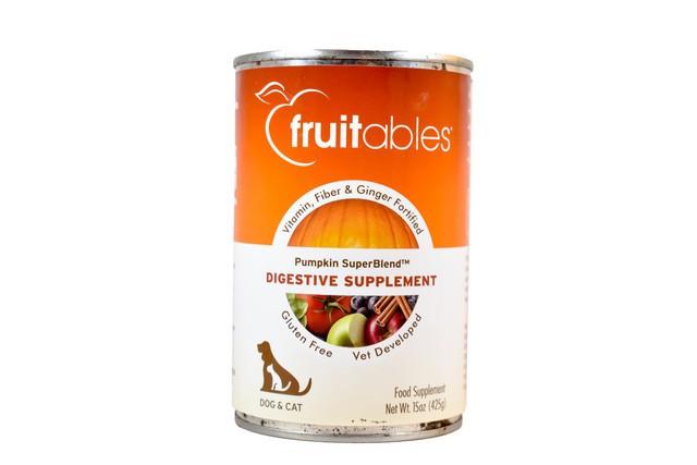 Pumpkin food supplement