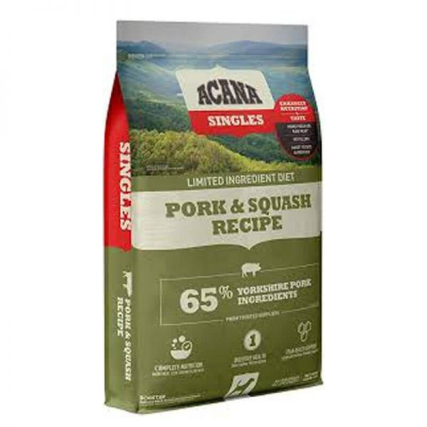 Pork & squash 5,9 kg acana