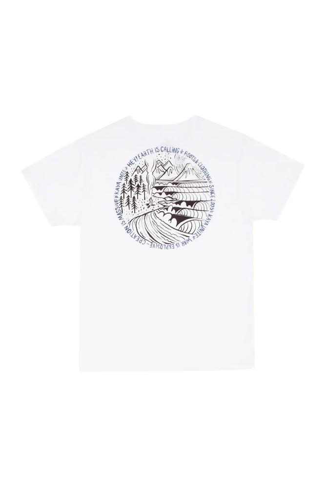 Tshirt set white m Talla: M Color: Blanco