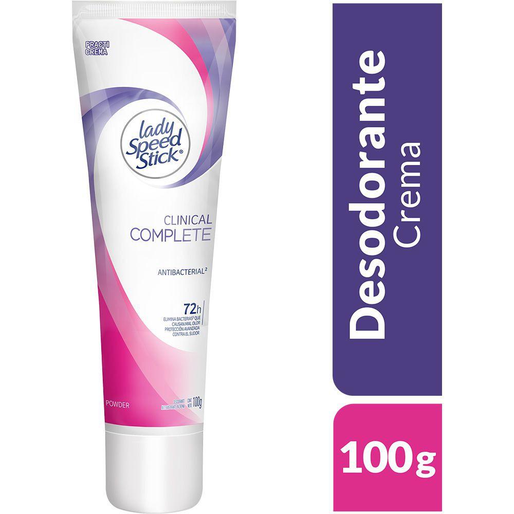 Desodorante clinical