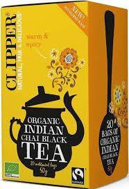 Organic indian chai black tea