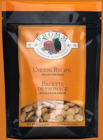 Low-fat cheese treats 6 oz