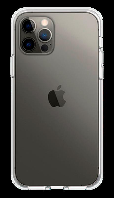 Carcasa anti shock ultra dura protección resistente transparente Iphone 12 / 12 pro