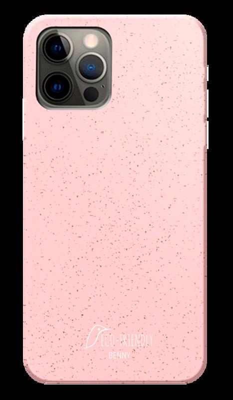 Carcasa eco friendly pink Iphone 12 / 12 pro
