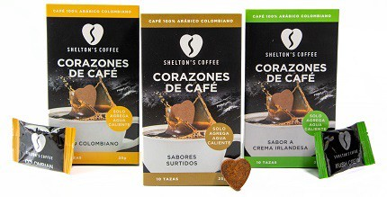 Combo 3b (Assorted, Colombian & Irish Cream) 3 Cajas, 10 Und c/u