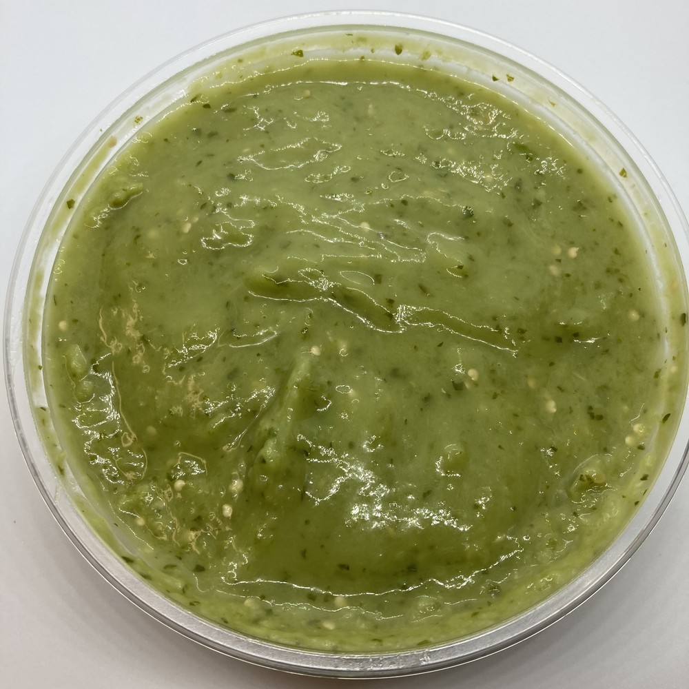 Avocado salsa - medium spicy