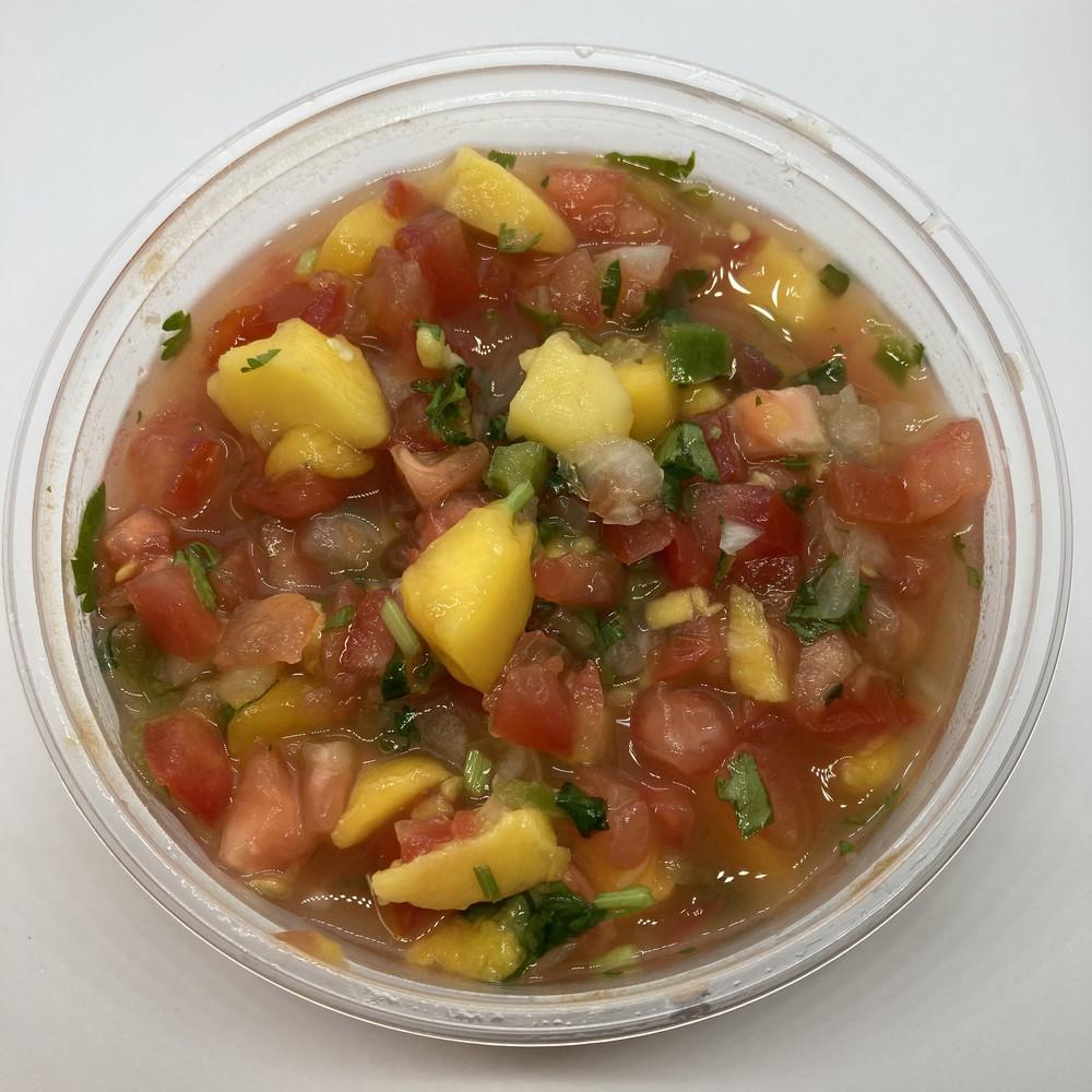 Mango salsa - mild