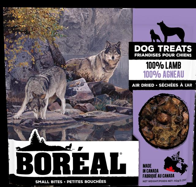 Percent lamb small bites dog treat