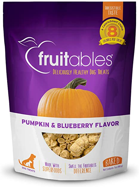 Treats  pumpkin & blueberry