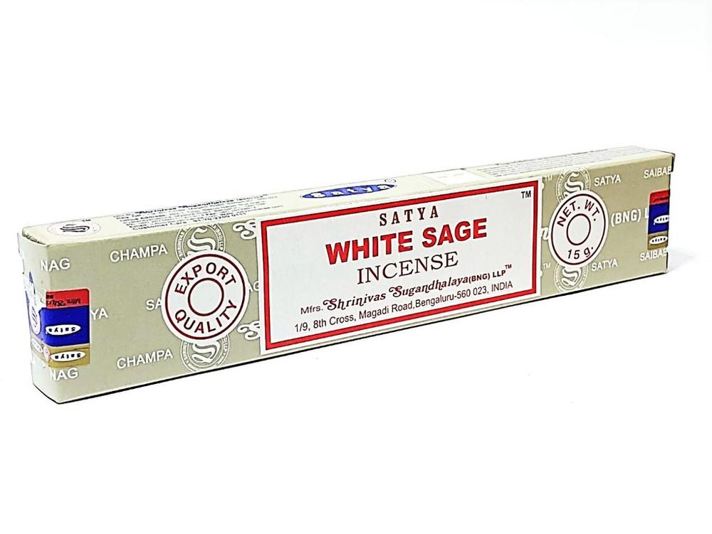 Incienso white sage 15 g