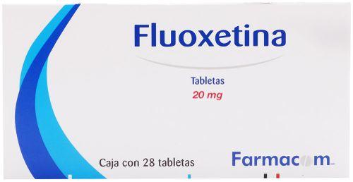 Fluoxetina 20 mg c/28 tabs