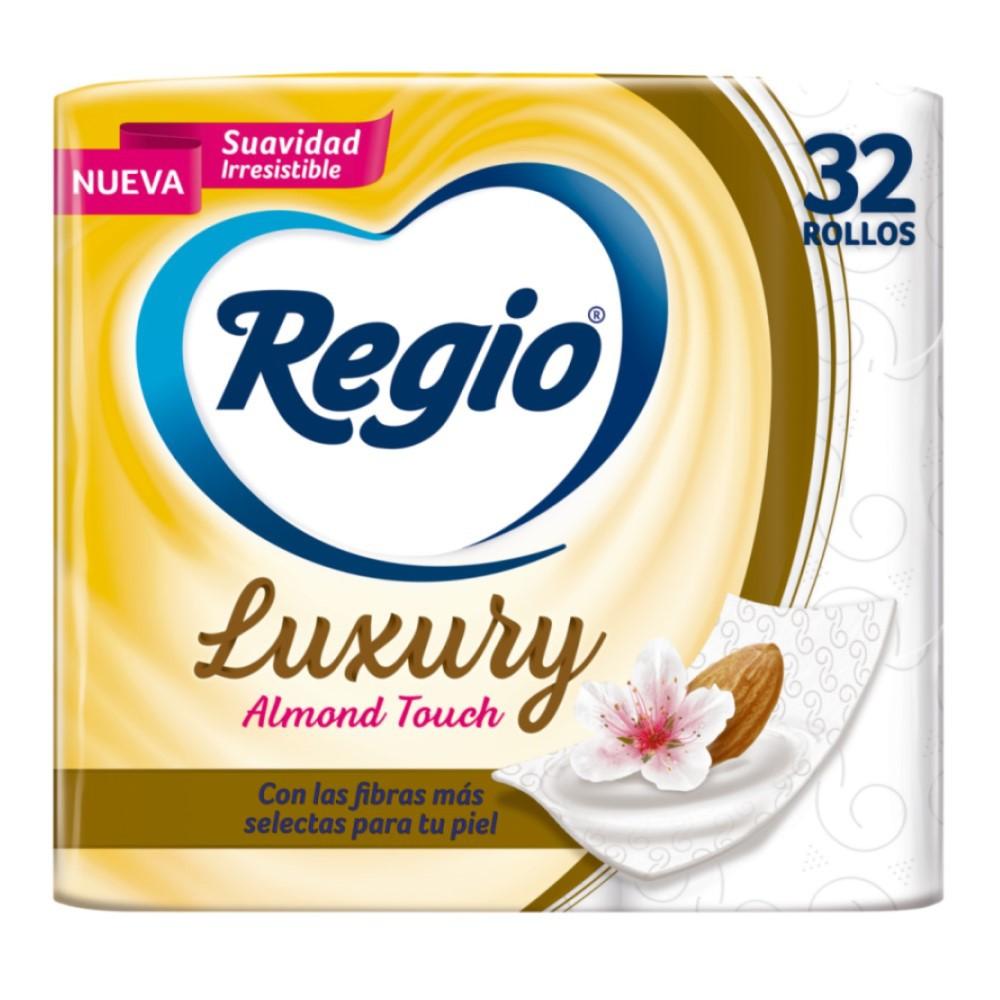 Papel higiénico Luxury Almond Touch