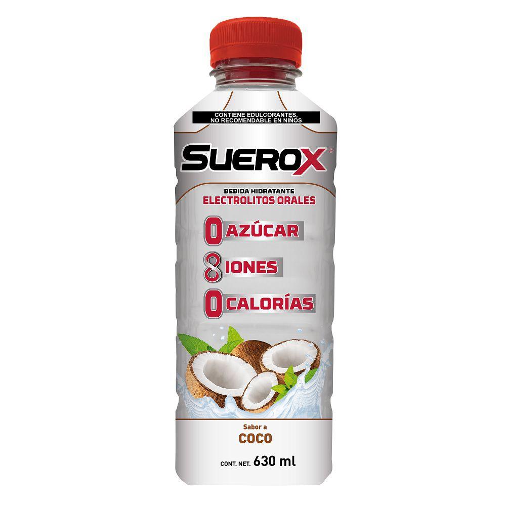Bebida hidratante coco